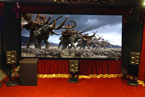 widescreen theater