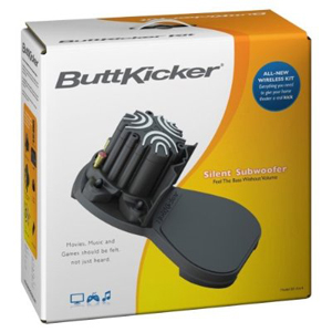 ButtKicker Kit