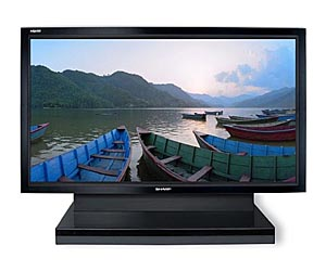 Sharp 108 inch LCD TV