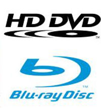 hd dvd bluray