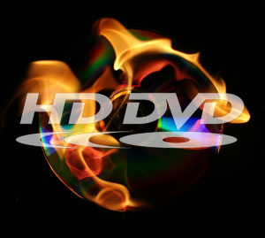 hd dvd fire sale