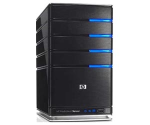 HP MediaSmart Server with Windows Home Server