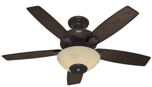 Hunter Concert Breeze Fan & Sound System