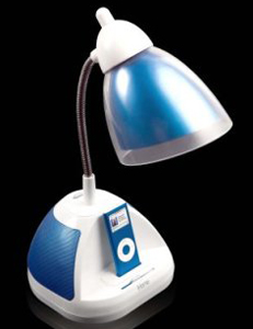 iHome iPod Lamp