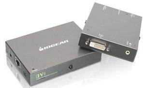 Iogear DVI Extender Kit
