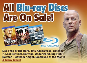 JR Blu-ray Sale