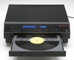 Laser Turntable