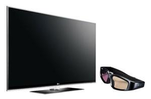 LG LX9500 LED 3D TV