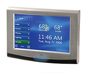 Exceptional Innovations Lifepoint touchpanel