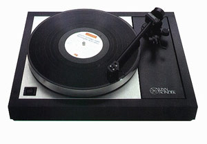 Linn turntable