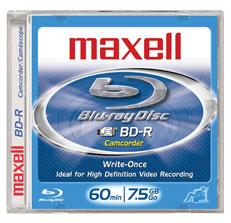 maxell blu-ray