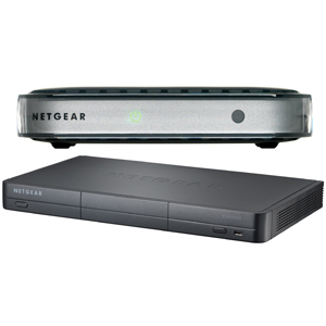 Netgear Set-Tops