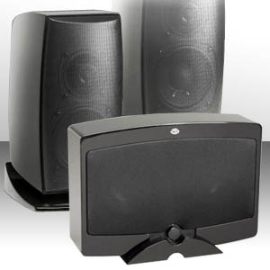 NHT Shows Verve for New Speaker System