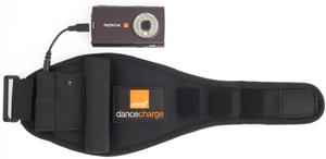 Orange Dance Charge