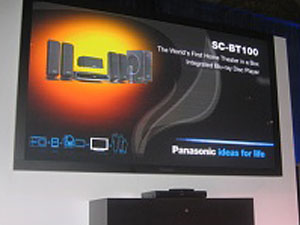 panasonic SC-BT100