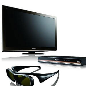 Panasonic 3D home entertainment system