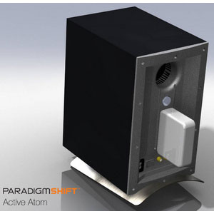 Paradigm Electronics Inc Announced A New Brand Of Speakers Called Shift Today At CES 2011 In Las Vegas The Product Line Is Aimed Younger