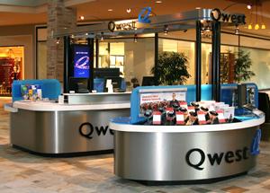 Qwest Retail Kiosk