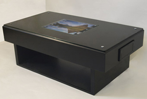 Retro-Tech Blu-ray Coffee Table