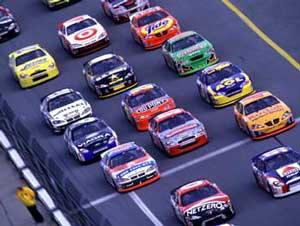 Sharp NASCAR