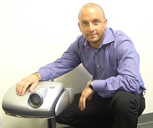 Greg Nicoloso of SIM2