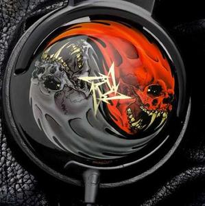 Skullcandy Metallica Headphones