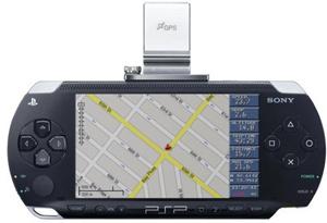 Sony PSP GPS