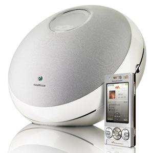 Sony Ericsson W705 & MBS-900