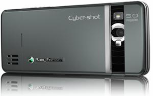 Sony Ericsson C902 Cyber-shot Titanium Silver