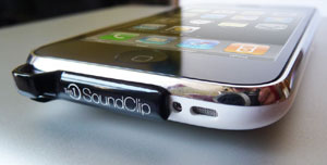 soundclip iphone