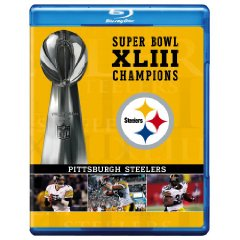 steelers blu-ray