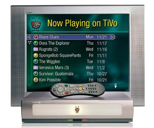HomeSeer TiVo Plugin