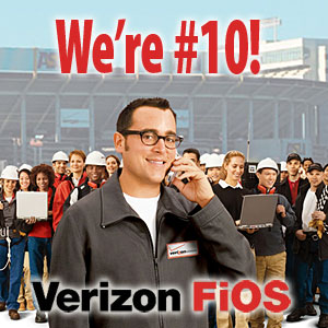 BONUS = 1 year of Amazon Prime and an Amazon Echo (2nd Gen) Verizon Fios Promotion Code. There are no promo codes or coupon codes currently needed for any of the Fios promotions. Your contract agreement may include an early termination fee (ETF).