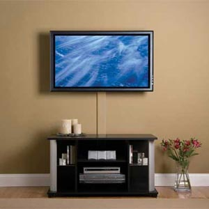 hiding power cable and hdmi cable for wall mounted tv 2015 home design ideas. Black Bedroom Furniture Sets. Home Design Ideas