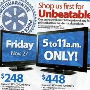 Walmart Black Friday Ad Has $78 Blu-ray Player