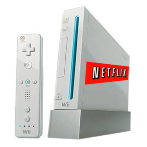 Netflix Streaming on Wii