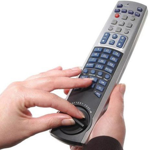Wind-Up Remote Control
