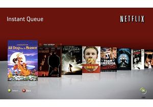 Xbox 360 Netflix
