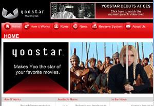yoostar web