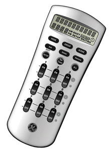 Jasco remote