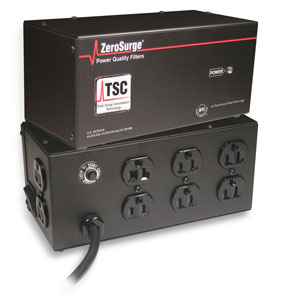 ZeroSurge protection